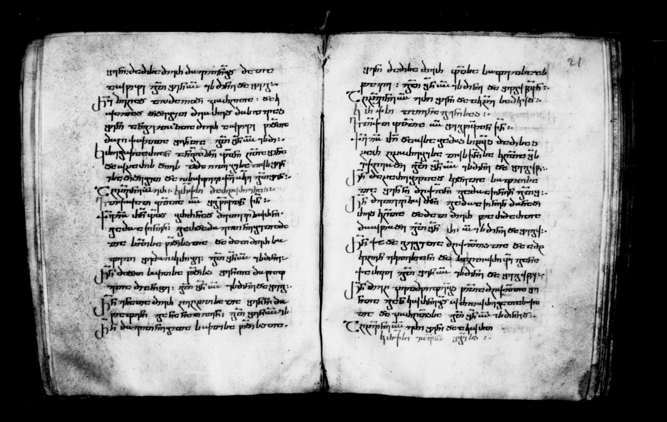 Manuscripts in St  Catherine's Monastery, Mount Sinai, 1070/1079