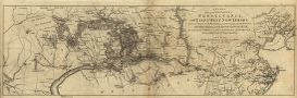 Image 25 of Atlas of the battles of the American Revolution, together with maps shewing the routes of the British and American Armies, plans of cities, surveys of harbors, &c.,