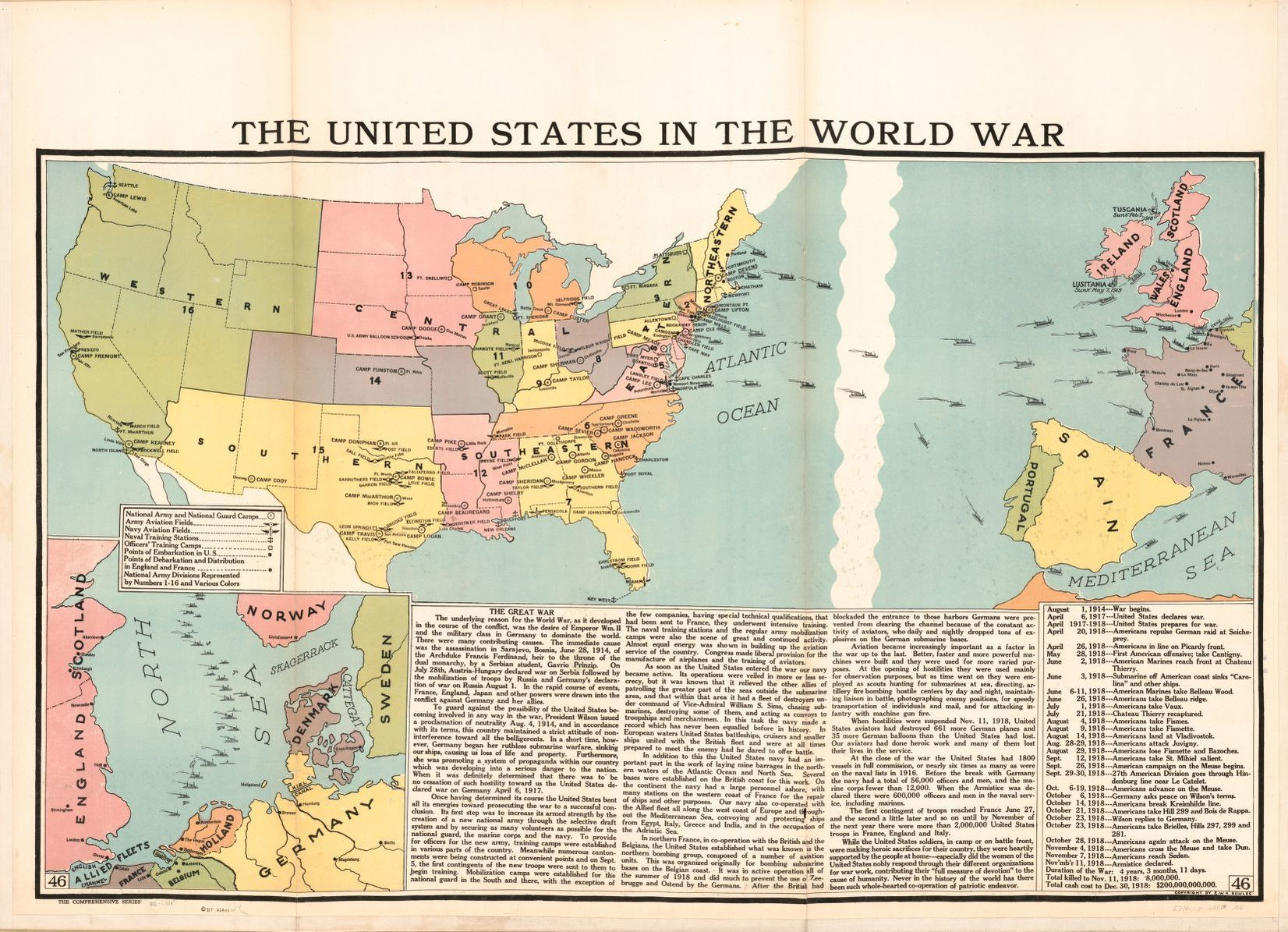 The United States in the World War | Liry of Congress on canada in 1914, us map ny, us map colorado, us states in 1914, romania in 1914, us map ohio, uk map in 1914, puerto rico in 1914, map of europe in 1914, us map massachusetts, us map austin, stock market in 1914, france colonies in 1914, world map in 1914,