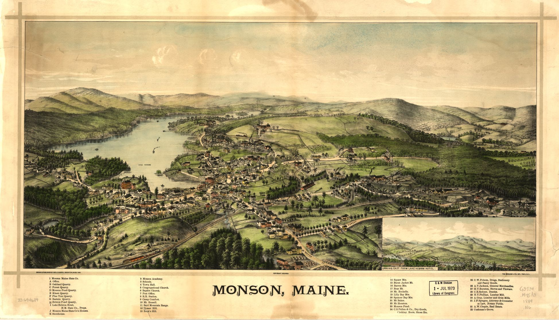 Search Results For Map Maine Library Of Congress