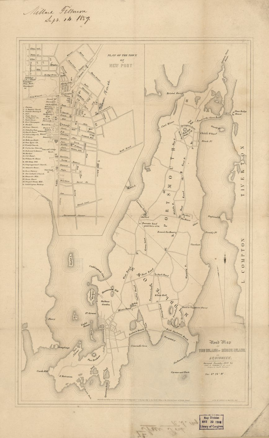 map 1840 to 1849 library of congress online catalog library of congress