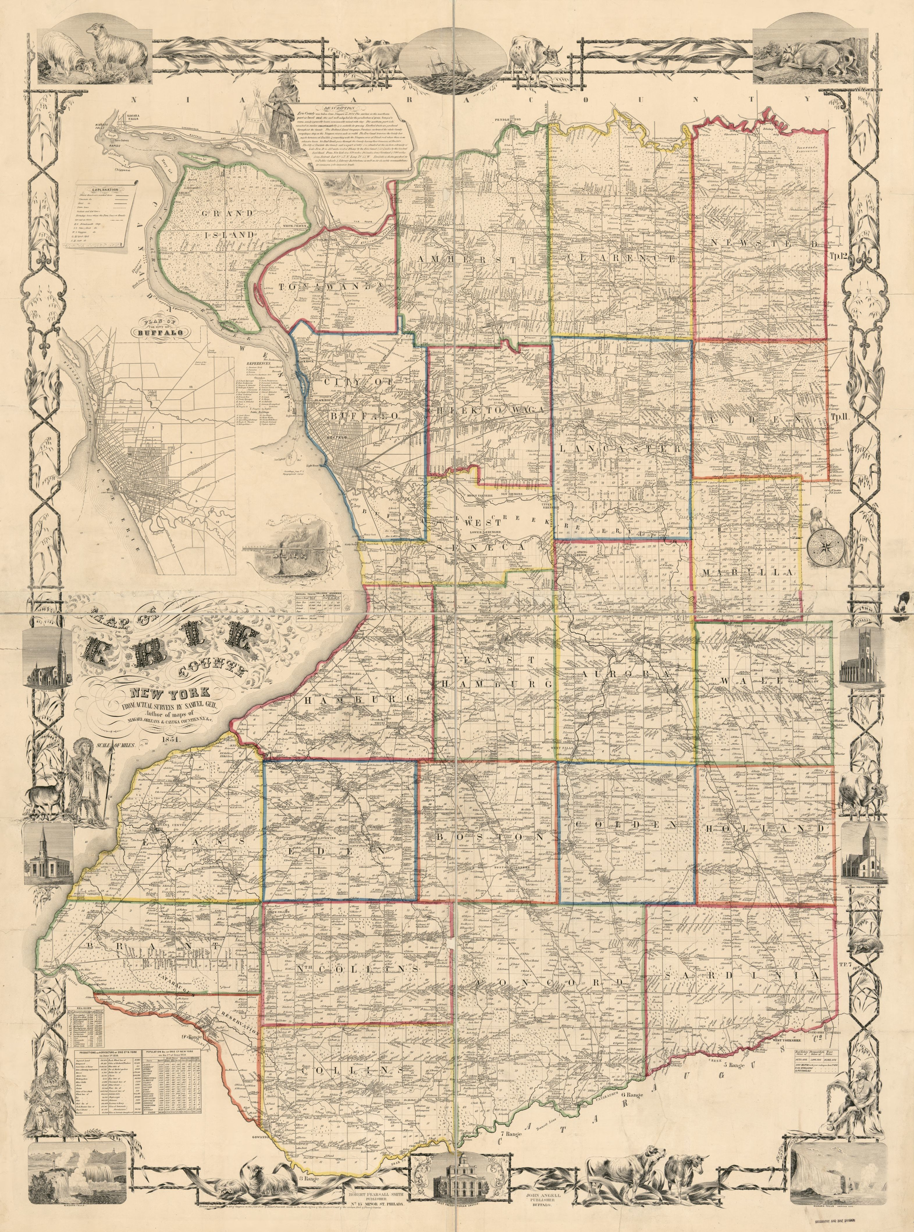 erie county new york property records
