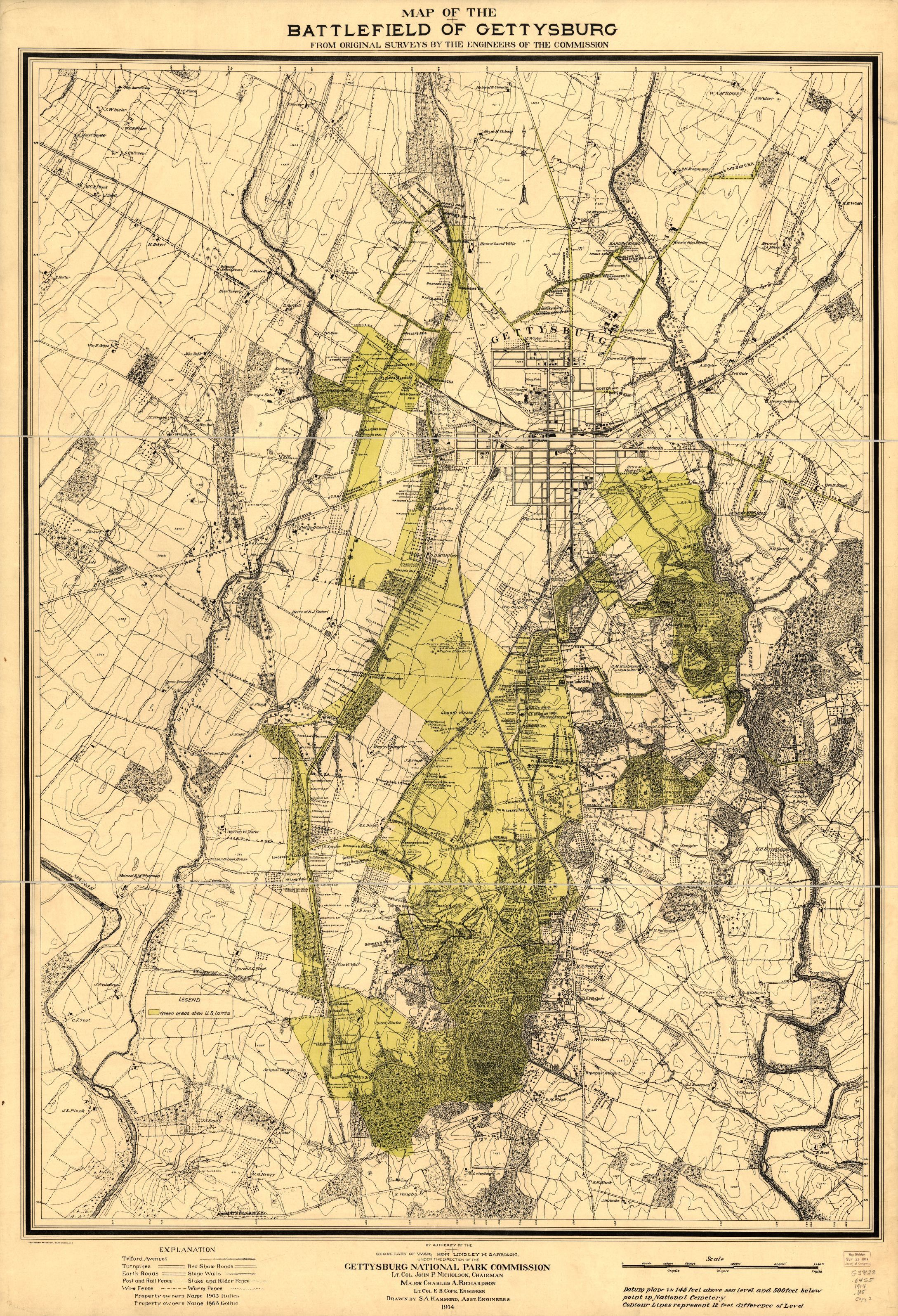 Civil War Maps, Available Online, Gettysburg National ... on gettysburg historic site map, gettysburg johnny reb trail guide, gettysburg national history, gettysburg tour map, gettysburg cemetery map, gettysburg city map, gettysburg national visitor center, gettysburg visitor center gift shop, gettysburg visitor center hours, pennsylvania national parks map, gettysburg south dakota map, cemetery hill map, gettysburg address map, gettysburg walking map, gettysburg tourism map, gettysburg virginia map, gettysburg pennsylvania on us map, gettysburg topographic map, jackson parish louisiana map, gettysburg monuments map by state,