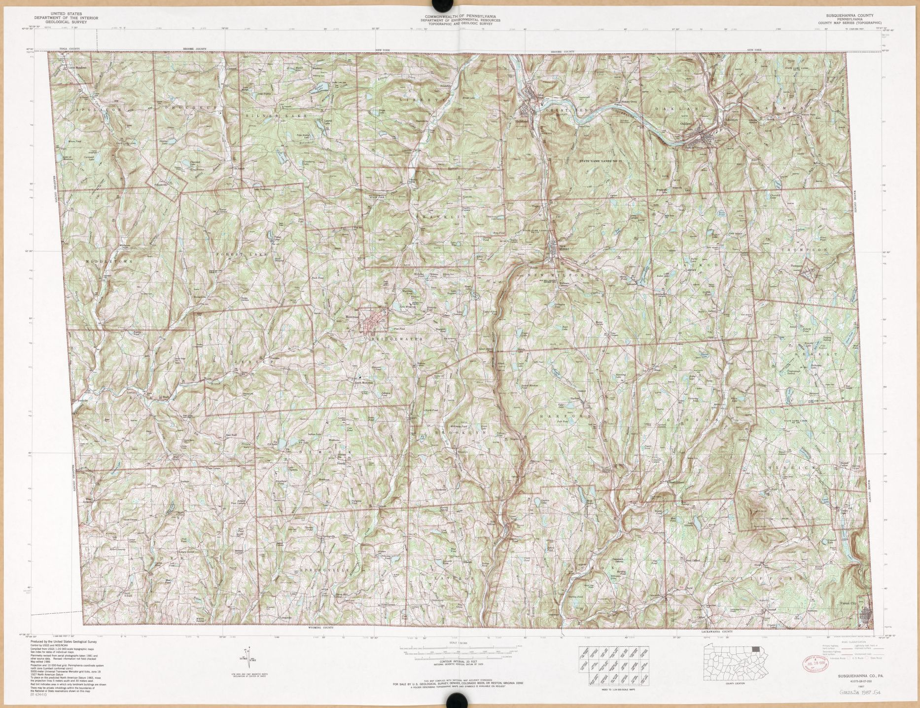 Map, Available Online, Geological Survey (U.S.) | Library of ...