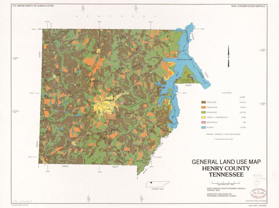 Search results for Map, Tennessee, Image | Liry of Congress on