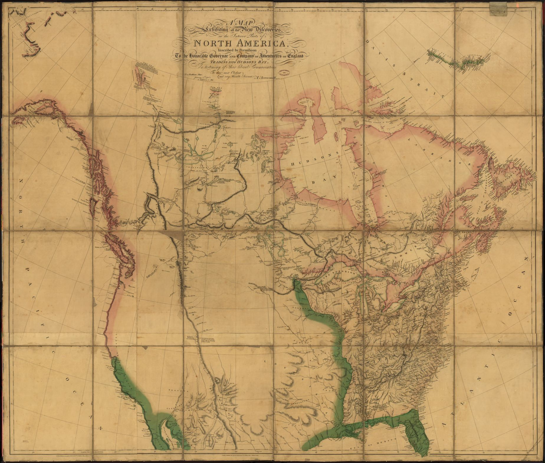 Zoomable Map Of North America on tectonic map of north america, glacial map of north america, physiographic map of north america,