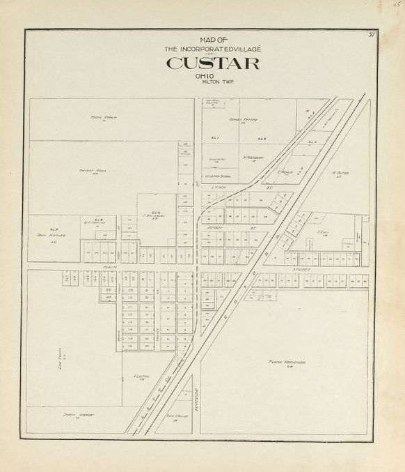 Image 46 of An atlas of Wood County, Ohio | Library of Congress