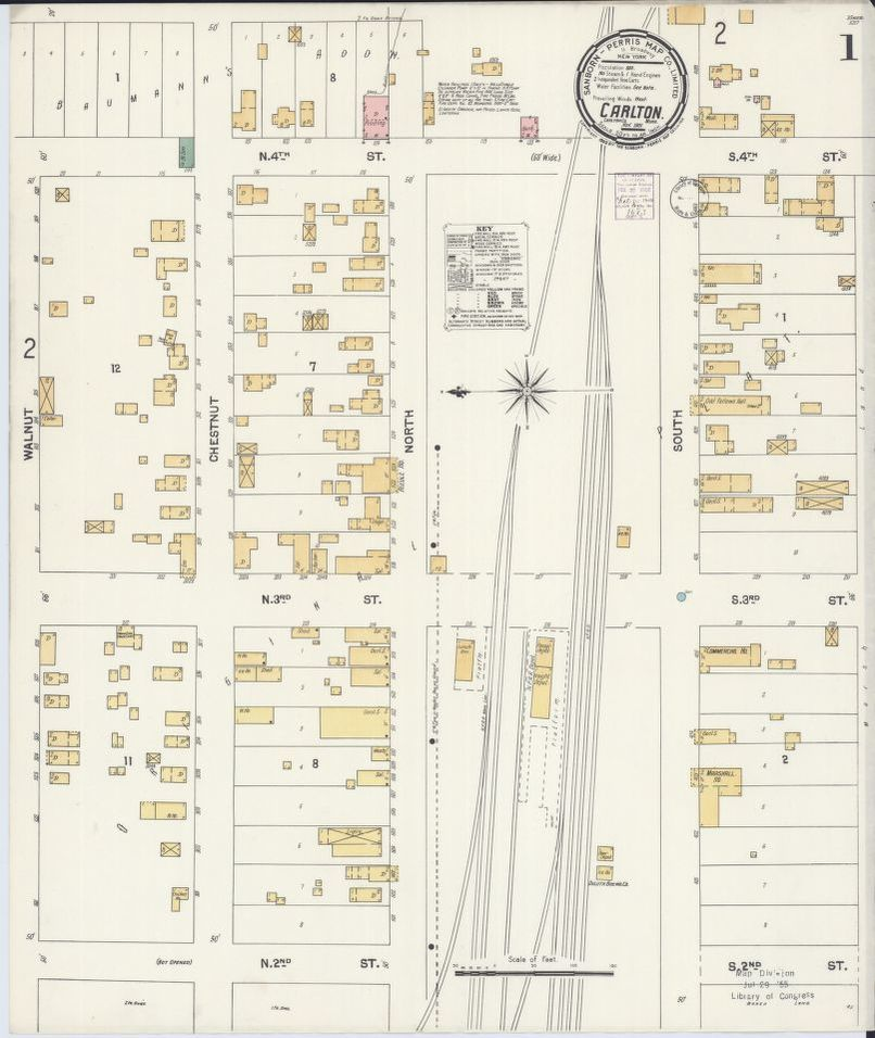 Map 1900 To 1909 Image