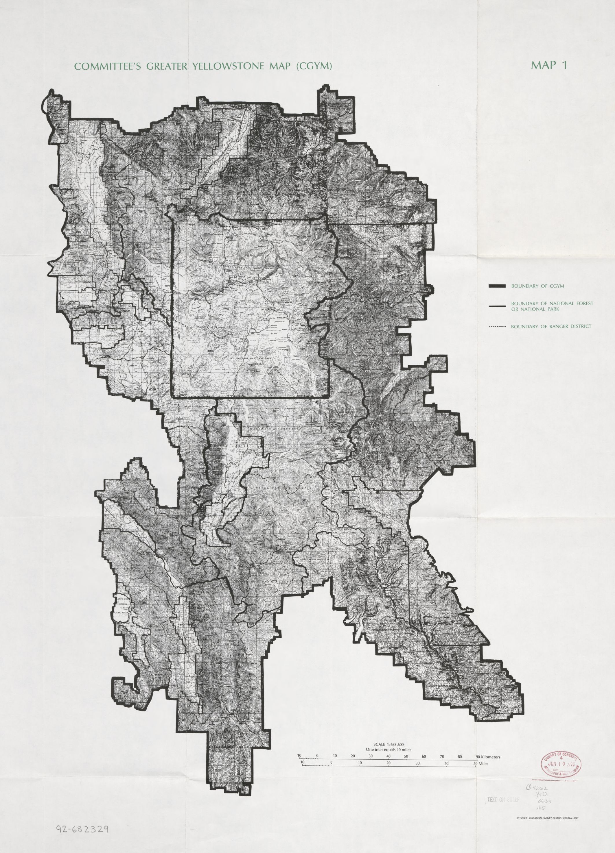 Map Geological Survey US Library of Congress