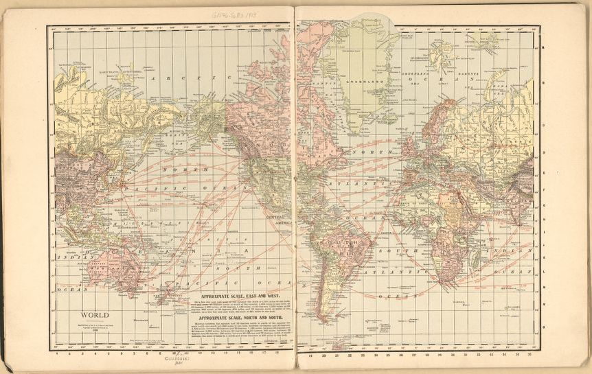 World: 1913 | Library of Congress