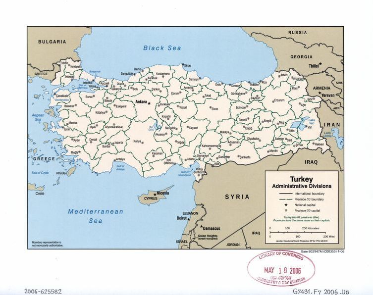 Search results for Map Turkey Library of Congress