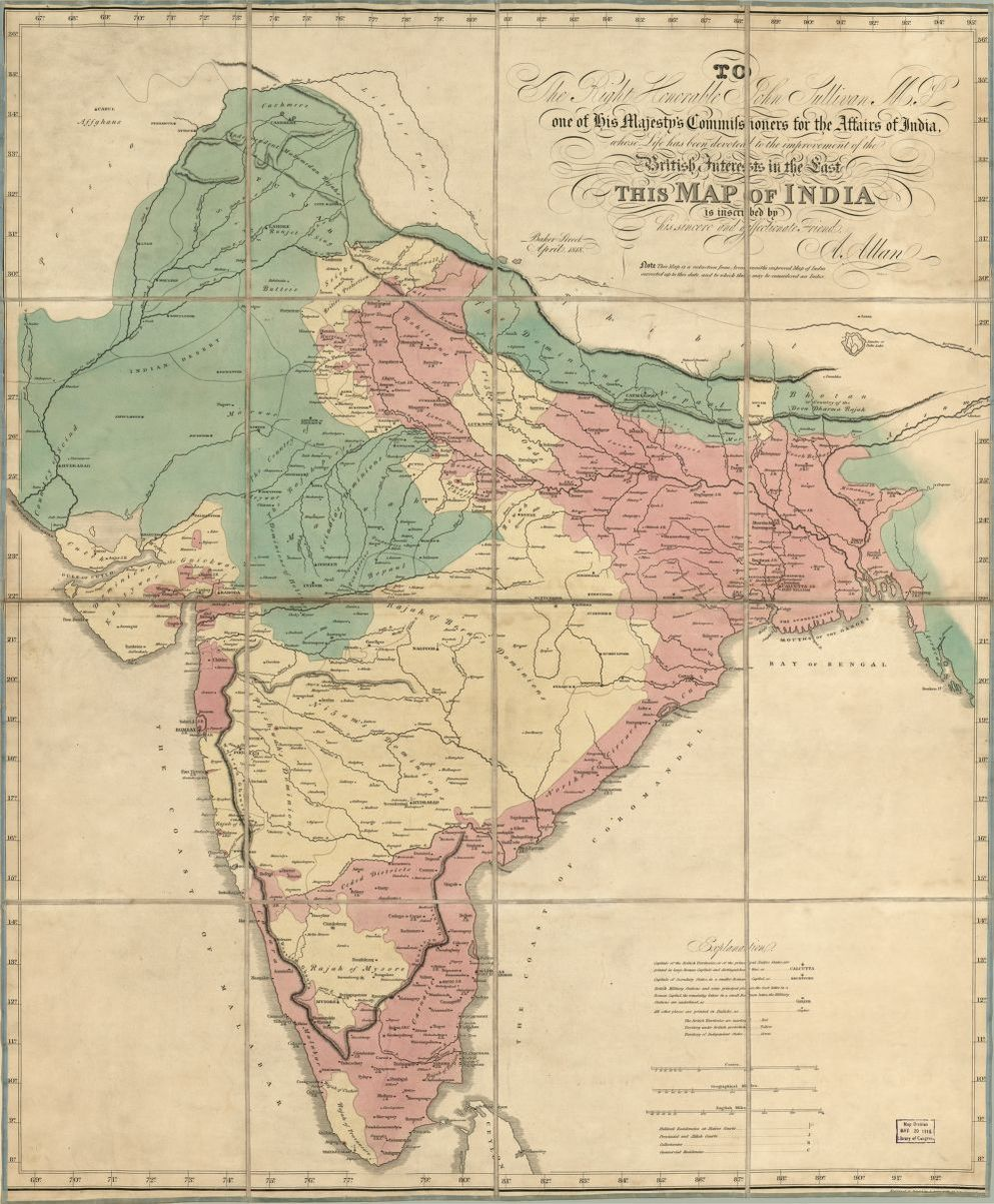 Search results for Map, India, Available Online | Liry of ... on msn india, partition of india, research on india, five-year plans of india,