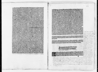 Constitutions issued by King Ferdinand in Catalonia, granting certain privileges to the military [ca. 1500].