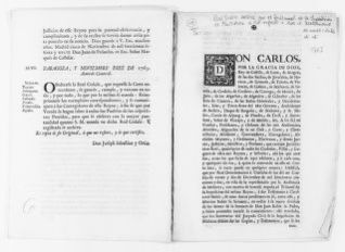 Royal Order of August 18, 1763 issued by King Carlos III ordering the Tribunal of the Holy Inquisition of the Kingdom of Mallorca to provide Cristóbal Bobér with certain writs related to the case filed against him by his sister, Mariana Bobér, concerning certain inheritance rights in the estate of Juan Bobér, their father.