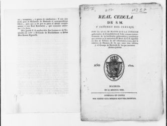 Royal Order of December 27, 1802 providing for the control of the Governmental Commission on Public Bonds in compliance with the instructions issued by the Pope on February 10, 1801.