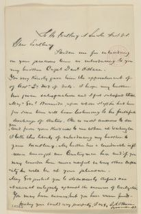 Abraham Lincoln papers: Series 1. General Correspondence. 1833-1916: James A. O'Hara to Abraham Lincoln, December 1862 (Introduction)