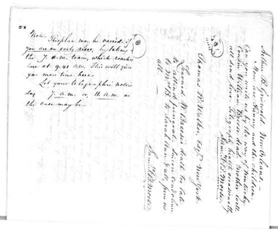 Image 3 of Letterbook---21 February 1862-30 November 1863