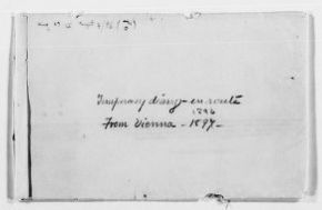Clara Barton Papers: Diaries and Journals: 1896, Aug. 19-Sept. 4