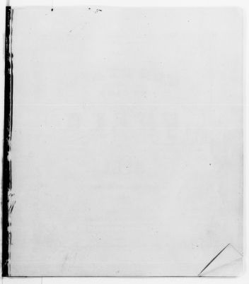 Clara Barton Papers: Diaries and Journals: Diarists other than Barton; Staff diaries; 1887, Jan.-Mar.; 1888 (includes addresses)