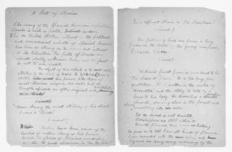 Blackwell Family Papers: Alice Stone Blackwell Papers, 1848-1957; Subject File, 1870-1957; Articles; 6 of 9