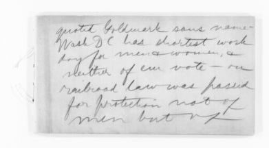 Blackwell Family Papers: Alice Stone Blackwell Papers, 1848-1957; Subject File, 1870-1957; Meetings; Massachusetts Woman's Suffrage Association, 1913