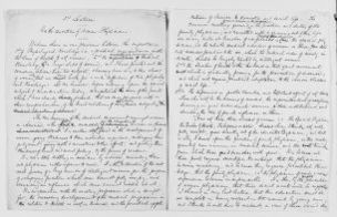"Blackwell Family Papers: Elizabeth Blackwell Papers, 1836-1946; Speech, Article, and Book File, 1857-1916; ""On the Education of Women Physicians,"" draft"