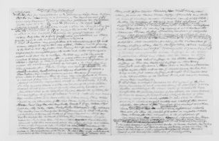 Blackwell Family Papers: Henry Browne Blackwell Papers, 1834-1909; Speech, Article, and Writings File.; Speeches; 2 of 2