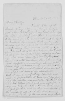 Blackwell Family Papers: Kitty Barry Blackwell Papers, 1855-1938; General Correspondence, 1867-1934; Barlow, Maria; 1883-1887