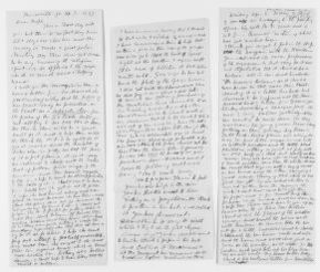 Blackwell Family Papers: Lucy Stone Papers, 1759-1960; Family Correspondence, 1759-1894; Other Lucy Stone family correspondence and unidentified family letters
