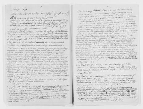 Blackwell Family Papers: Lucy Stone Papers, 1759-1960; Subject File, 1853-1960; Biographical papers; Blackwell, Henry Browne, account; 3 of 3