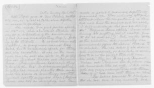 Blackwell Family Papers: Lucy Stone Papers, 1759-1960; Subject File, 1853-1960; Biographical papers; Other biographical material; Education; 1 of 2