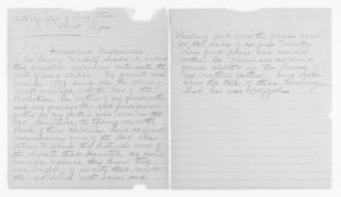 Blackwell Family Papers: Lucy Stone Papers, 1759-1960; Miscellany.; Stone family history