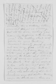 Blackwell Family Papers: Other Blackwell Family Papers, 1834-1945; Emma Lawrence Blackwell Papers, 1879-1911; Correspondence; Family; Blackwell, Alice Stone; 1879-1893