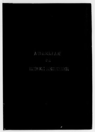 "Anna E. Dickinson Papers: Speeches and Writings File, 1868-1907; Plays; ""Aurelian or Rome's Restorer,"" 1879; Printed copy, annotated"