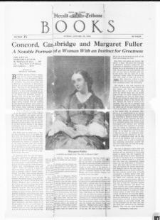 National American Woman Suffrage Association Records: Subject File, 1851-1953; Fuller, Margaret