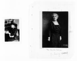National American Woman Suffrage Association Records: Subject File, 1851-1953; Gardener, Helen H.; 1 of 5