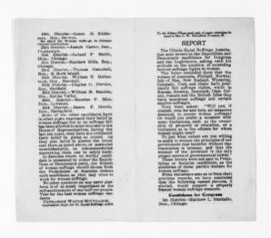 National American Woman Suffrage Association Records: Subject File, 1851-1953; McCulloch, Catharine W.