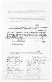 National American Woman Suffrage Association Records: Subject File, 1851-1953; Massachusetts suffrage associations