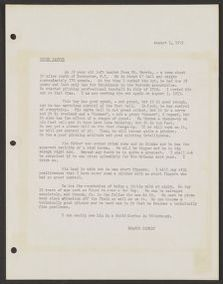 Branch Rickey Papers: Baseball File, 1906-1971; Scouting reports; 1953; S-Z