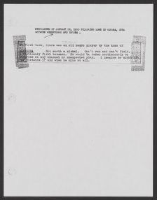 Branch Rickey Papers: Baseball File, 1906-1971; Scouting reports; 1955; C-D