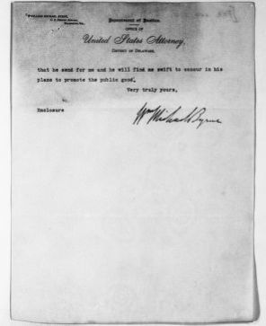 Theodore Roosevelt Papers: Series 1: Letters and Related Material, 1759-1919; 1903, Feb. 12-May 17