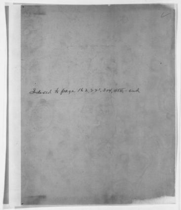 Theodore Roosevelt Papers: Series 2: Letterpress Copybooks, 1897-1916; Vol. 55, 1905, Mar. 31-May 24