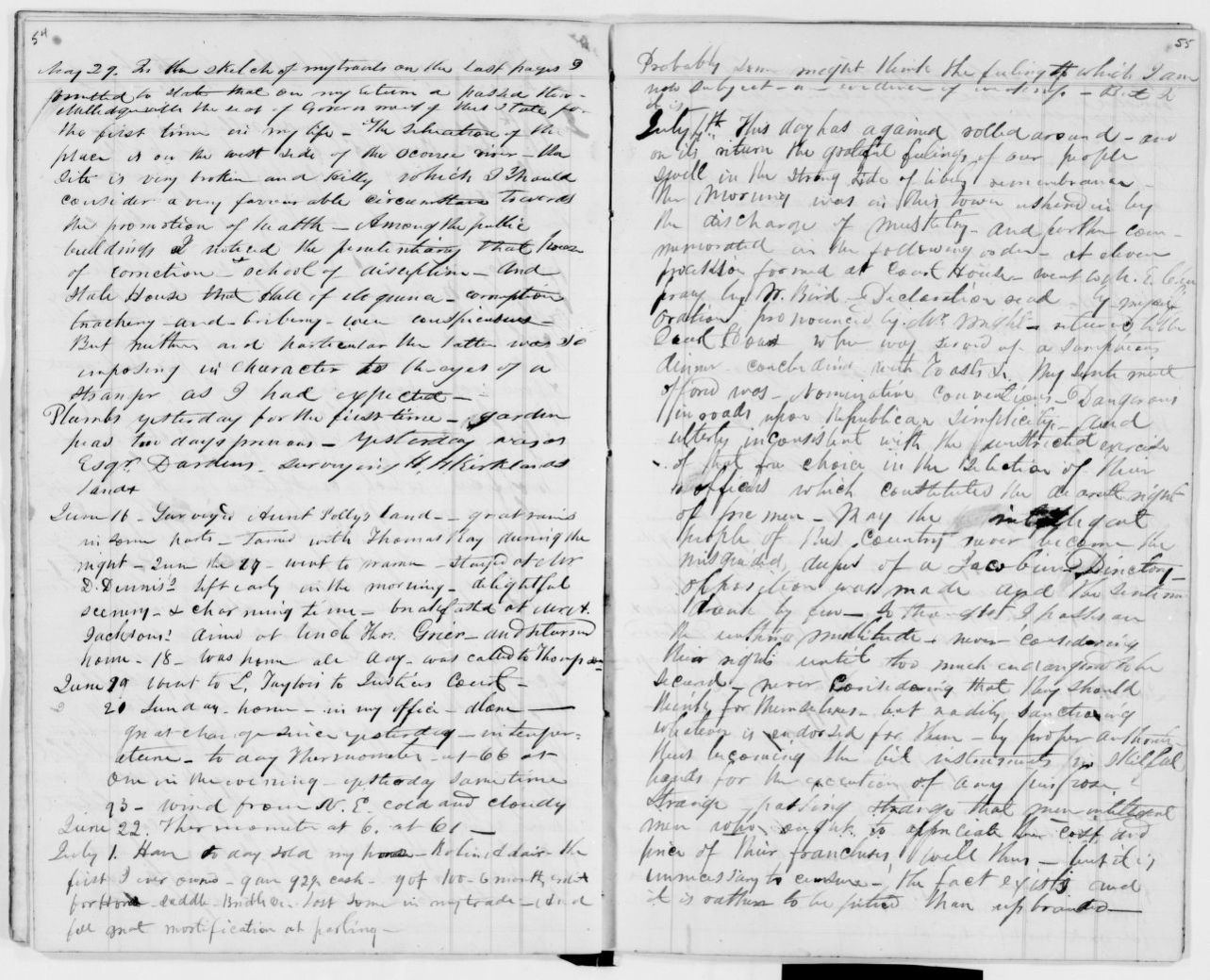 Image 29 of Alexander Hamilton Stephens Papers