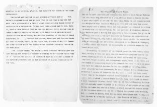 Mary Church Terrell Papers: Speeches and Writings, 1866-1953; Undated; Miscellaneous fragments; 1 of 5
