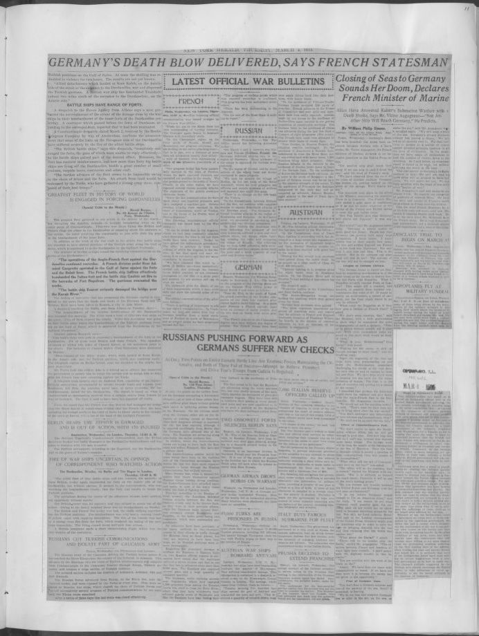 Search results for Newspaper Herald 10