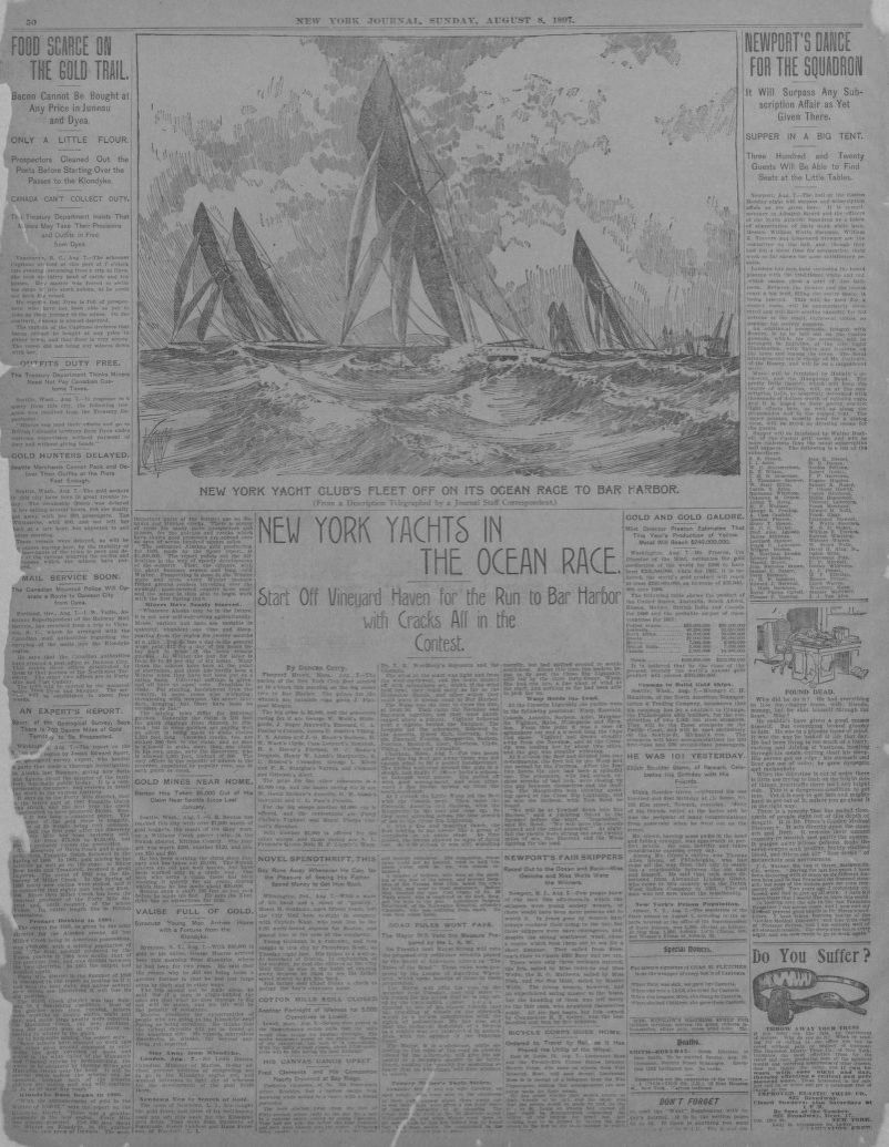 Image 50 of New York journal and advertiser (New York [N Y