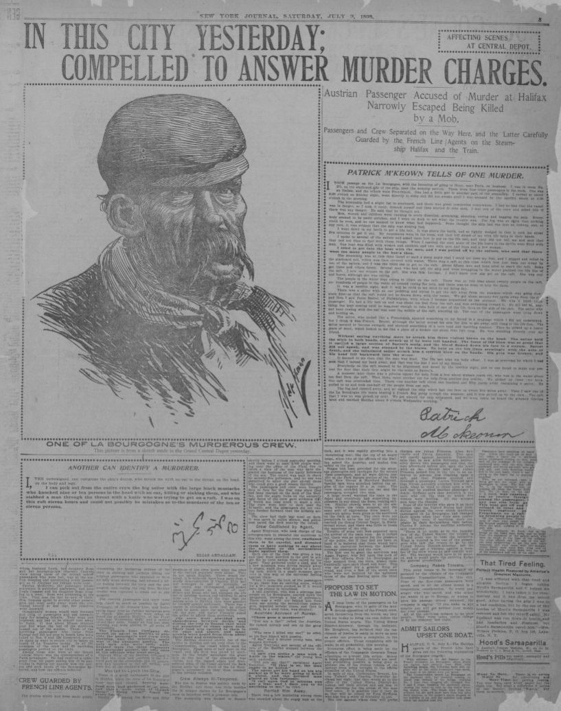 Image 5 of New York journal and advertiser (New York [N Y ]), July 9