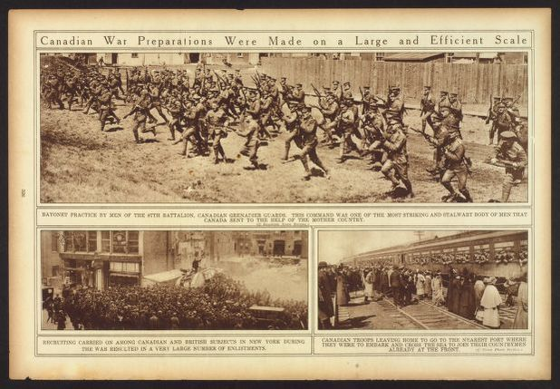 Image 312 Of The War Of The Nations Portfolio In Rotogravure