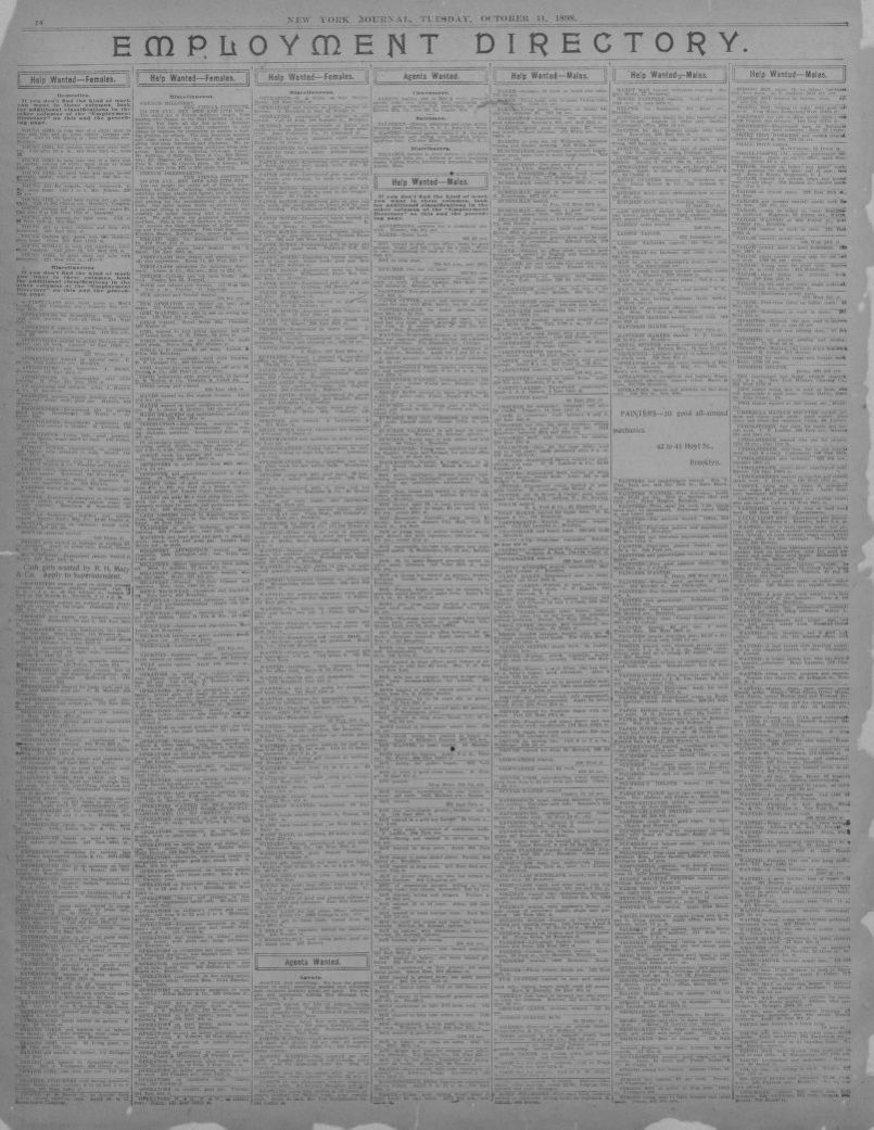 Image 14 of New York journal and advertiser (New York [N Y