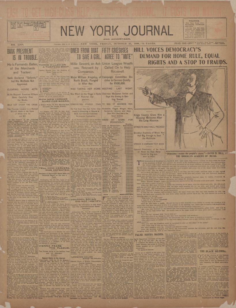 Newspaper, United States | Library of Congress